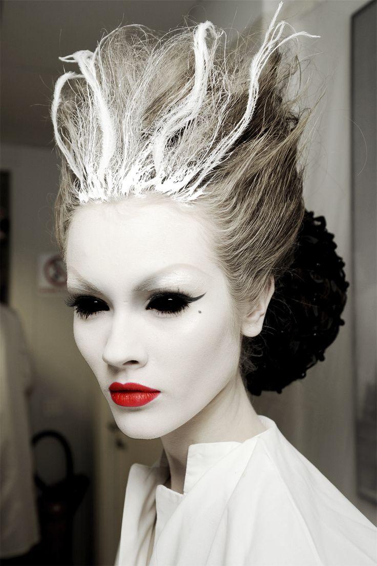 Scary s&% halloween look