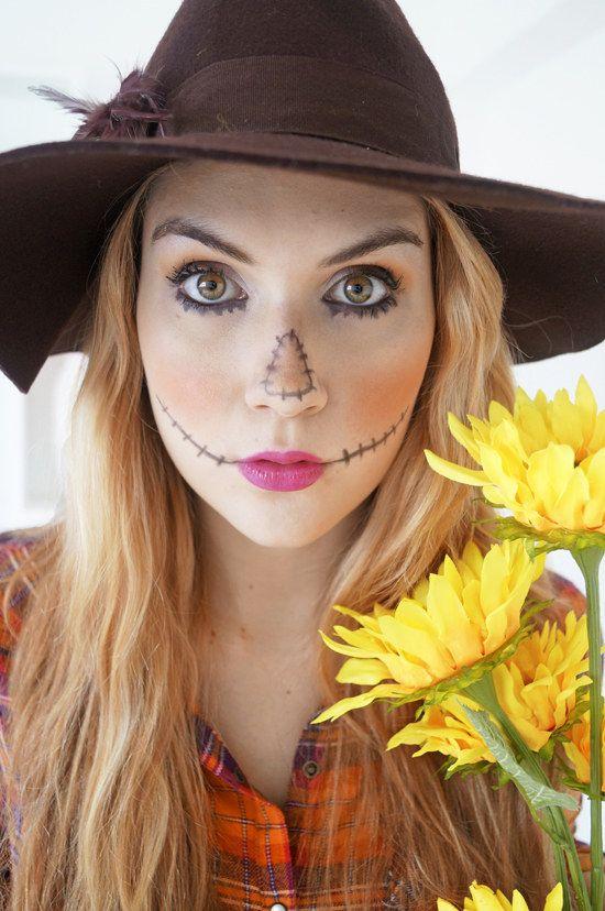 Sweet and innocent Halloween look 2