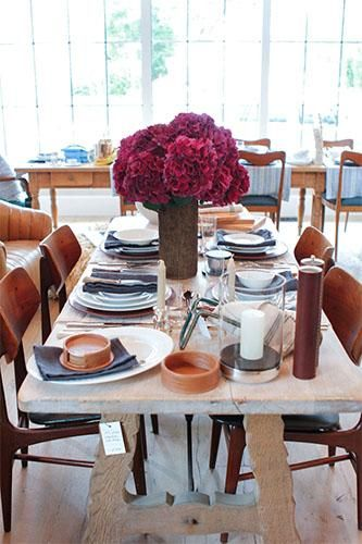 tablesetting ideas for the holidays