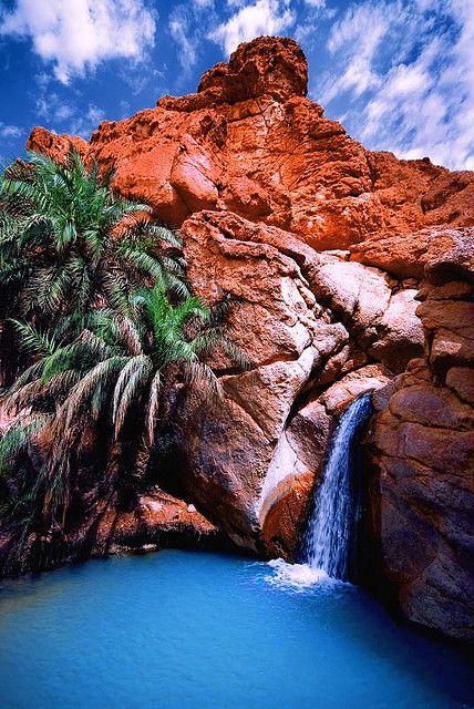 Chebika Oasis, Tozeur, Tunisia