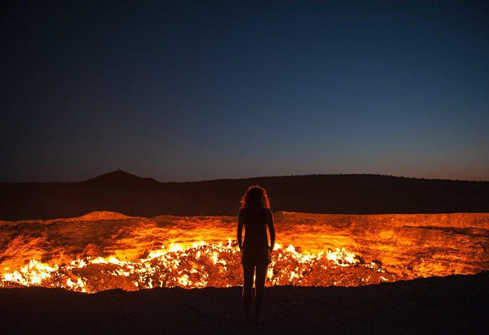 Door-Hell-Turkmenistan
