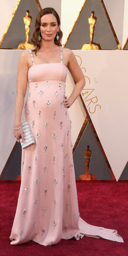 Emily Blunt , 88th Annual Academy Awards. Kynzah.com