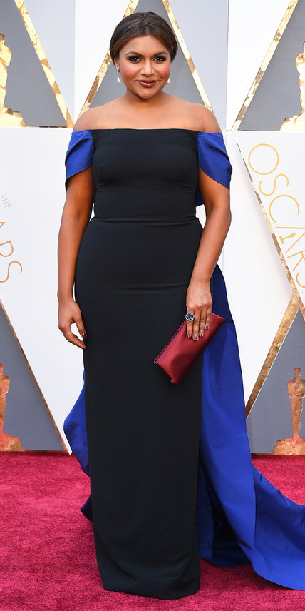 Mindy Kaling , 88th Annual Academy Awards. Kynzah.com