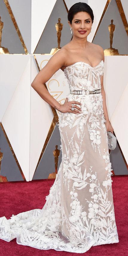 Piryanka Chopra , 88th Annual Academy Awards. Kynzah.com