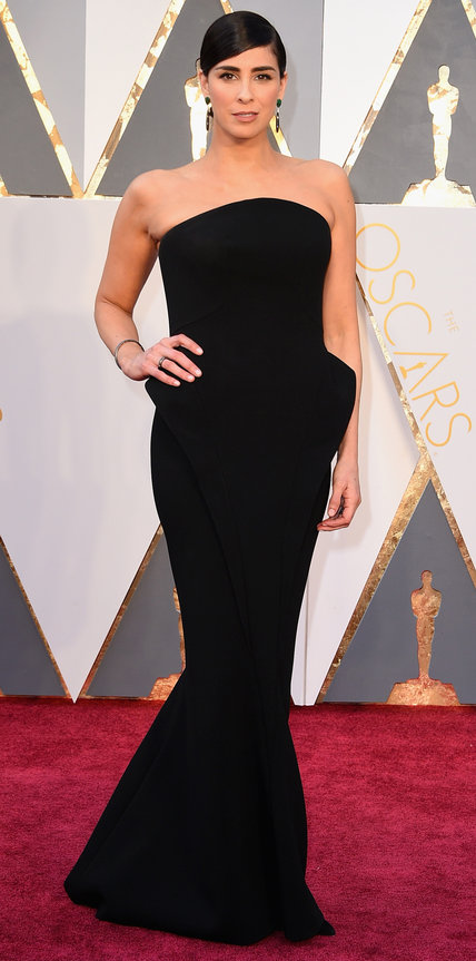 Sarah Silverman , 88th Annual Academy Awards. Kynzah.com