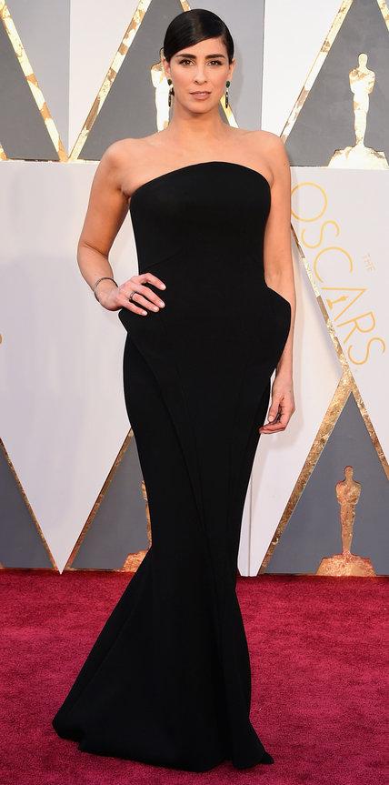 Sarah Silverman , 88th Annual Academy Awards. Kynzah.com