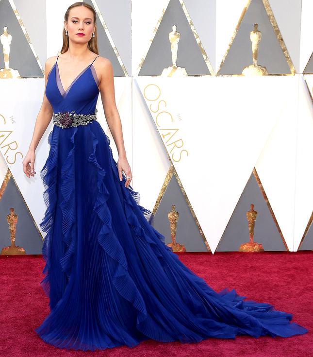 Brie Larsen , 88th Annual Academy Awards. Kynzah.com