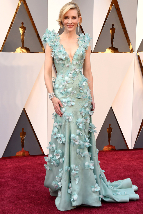 Cate Blanchett , 88th Annual Academy Awards. Kynzah.com
