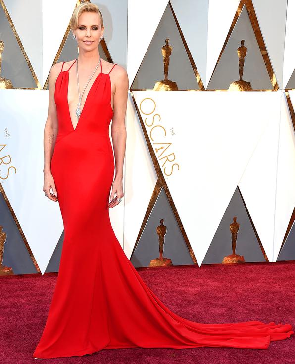 Charlize Theron , 88th Annual Academy Awards. Kynzah.com