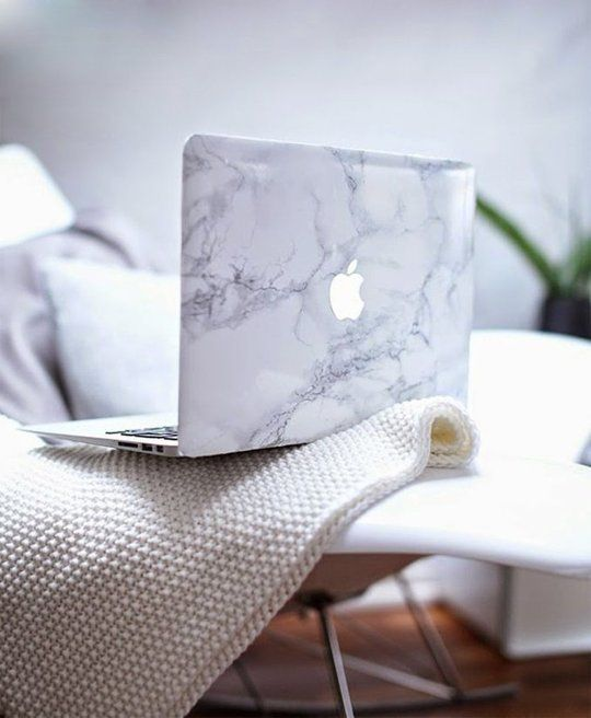 iBook marble