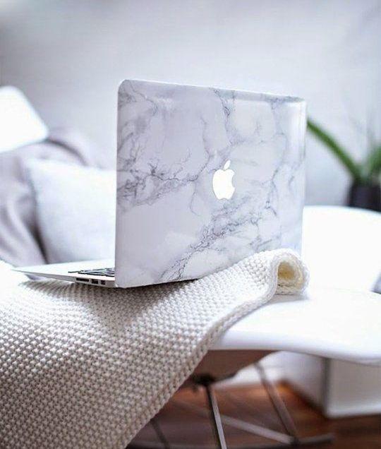 iBook marble