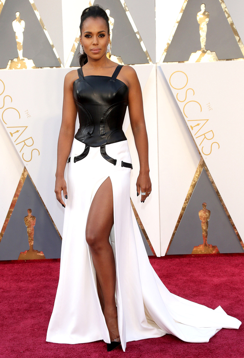 Kerry Washington, 88th Annual Academy Awards. Kynzah.com