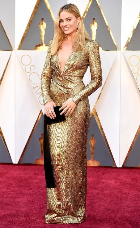 Margot Robbie, 88th Annual Academy Awards. Kynzah.com