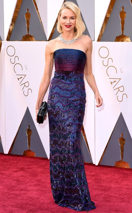 Naomi Watts, 88th Annual Academy Awards. Kynzah.com