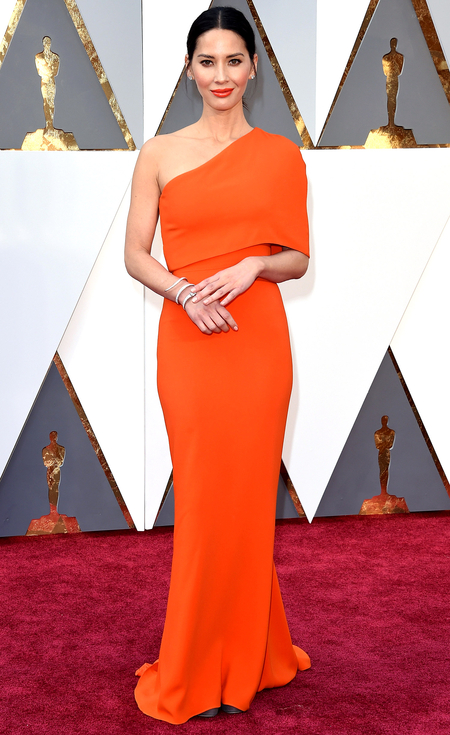 Olivia Munn, 88th Annual Academy Awards. Kynzah.com