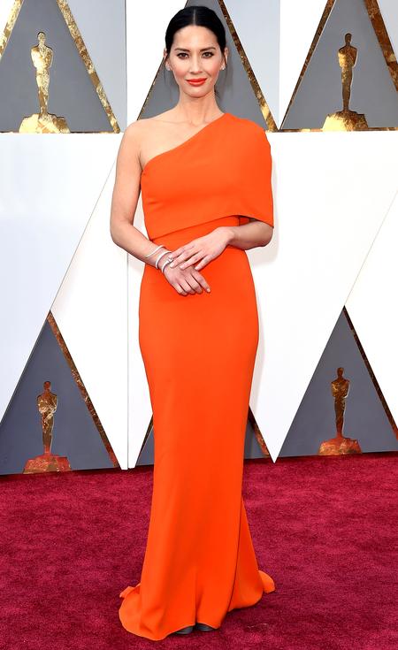 Olivia Munn, 88th Annual Academy Awards. Kynzah.com
