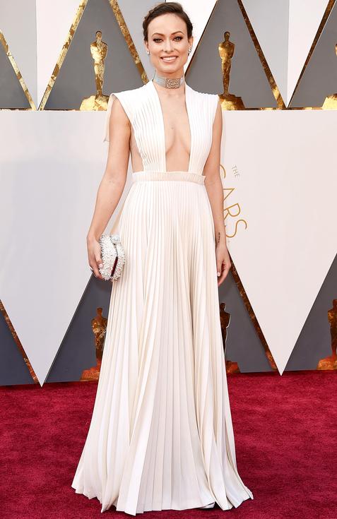 Olivia Wilde, 88th Annual Academy Awards. Kynzah.com