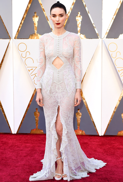 Rooney Mara, 88th Annual Academy Awards. Kynzah.com