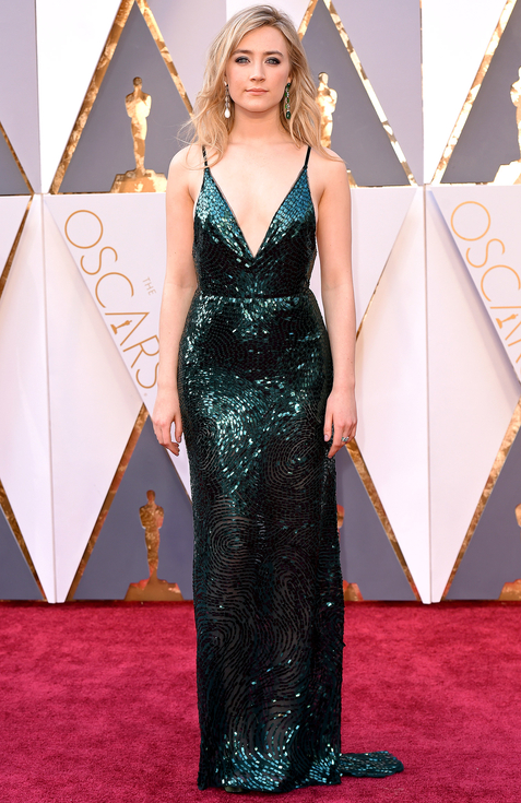 Saoirse Ronan, 88th Annual Academy Awards. Kynzah.com
