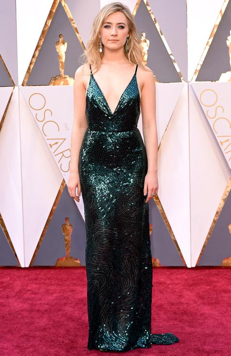 Saoirse Ronan, 88th Annual Academy Awards. Kynzah.com
