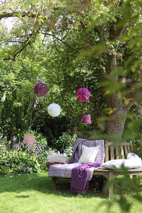 Spring inspiration for your garden by www.kynzah.com