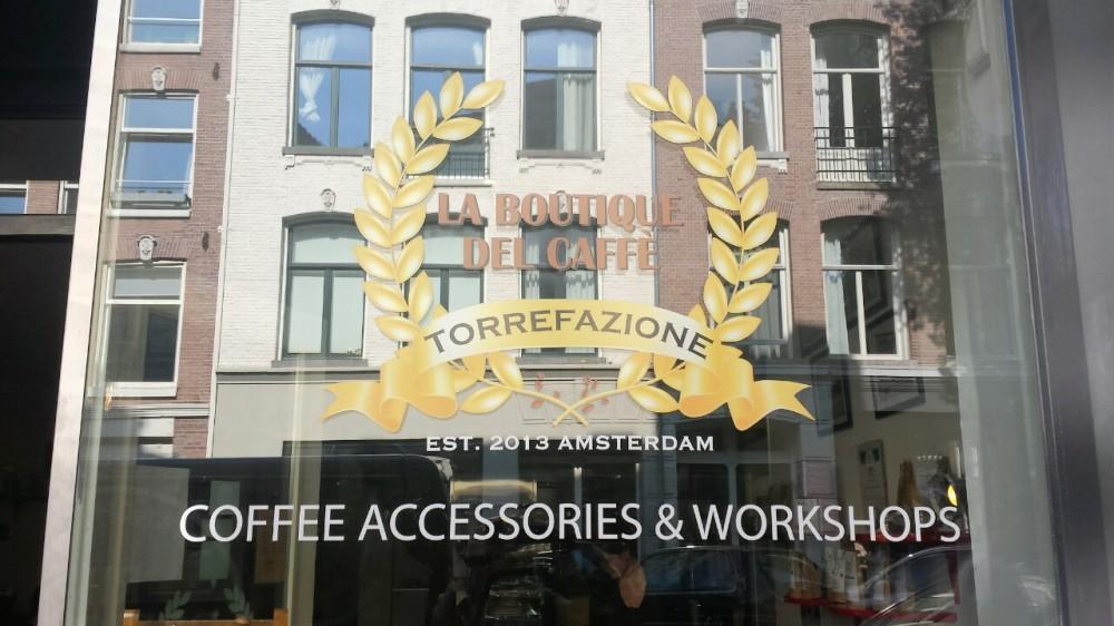 La Boutique del caffe torrefazione