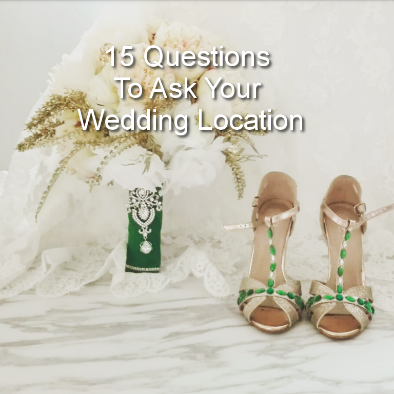 Question To Ask Wedding Venue: 15 Questions To Ask Your Wedding Venue